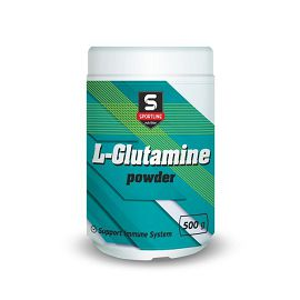 Глютамин SportLine Nutrition L-Glutamine Powder 500 г.523 - фото 1