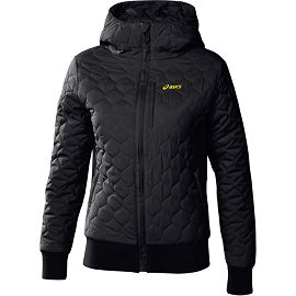Куртка asics PADDED JACKET 113981-0904 - фото 1
