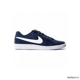 Кеды Nike Mens Court Royale Suede Shoe 819802-410 - фото 1