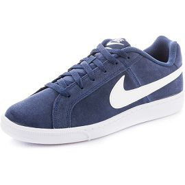 Кеды Nike Mens Court Royale Suede Shoe 819802-410 - фото 2