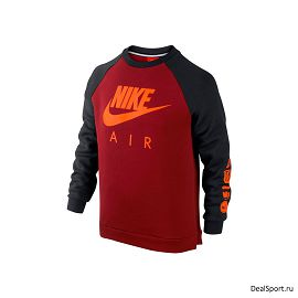 Джемпер nike B nsw crw nike air