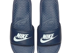 Пантолеты Nike Mens Benassi Just Do It Sandal343880-403 - фото 2