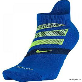 Носки Nike Dri-fit Cushion Dynamic Arch No-show Running SocksSX5466-452 - фото 1