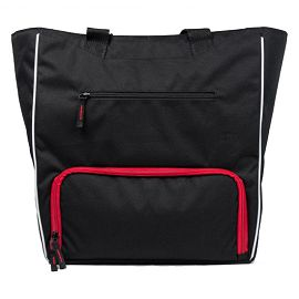 Сумка 6 Six Pack Fitness Camille Tote Black/Red1002 - фото 1