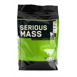 Гейнер  Optimum nutrition Serious Mass  5450 1905 - фото 2