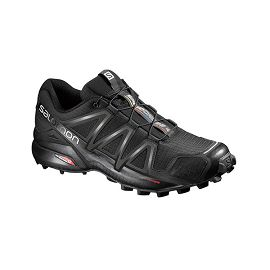 Обувь для туризма SALOMON SHOES SPEEDCROSS 4 BK/BK/BLACK L38313000L38313000
