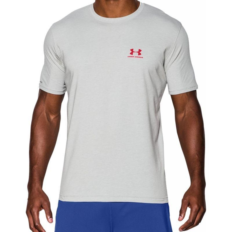 Футболка Under Armour Charged Cotton 1257616-025