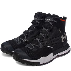Ботинки Under Armour Newell Ridge Mid Gore-t1287340-001 - фото 4