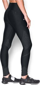 Леггинсы Under Armour Accelerate Reflective Run Legging1294878-001 - фото 2