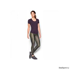 Леггинсы Under Armour HeatgearArmour Printed Legging1297911-171 - фото 3