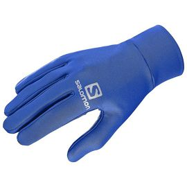 Перчатки Salomon Gloves Agile Warm Glove U Surf The WebL39503100 - фото 1