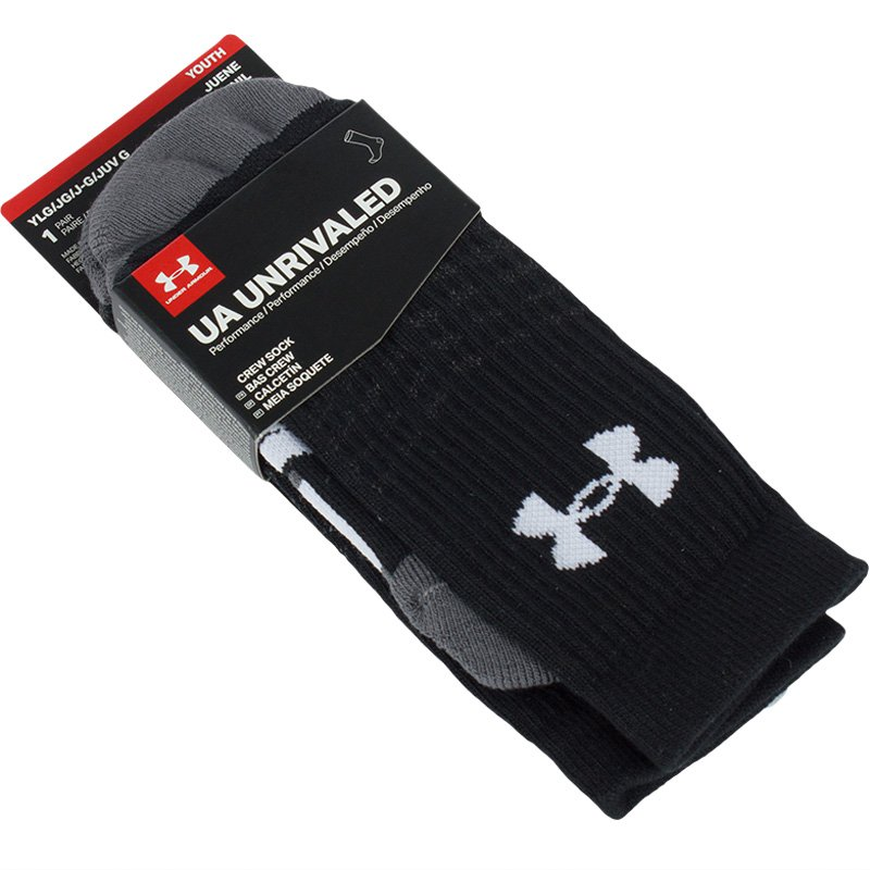 Носки Under armour Unrivaled ™ Crew 1ppk 1312519-001