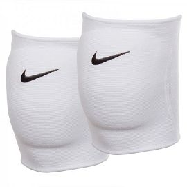 Наколенники Nike essential volleyball knee pad s xs white N.VP.06.100.2S