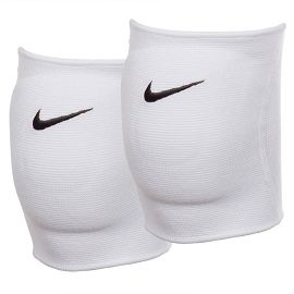 Наколенники Nike essential volleyball knee pad l xl white N.VP.06.100.XX