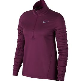 Толстовка nike W NK THRMA TOP CORE HZ WARM