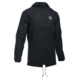 Толстовка Under Armour Sportstyle Fishtail Full Zip Hooded1299147-001 - фото 3