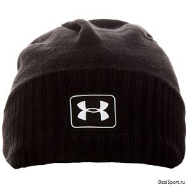 Шапка under armour Reflective Knit Beanie