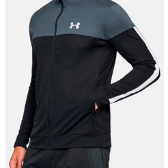 Толстовка Under armour Sportstyle Pique Knit Full Zip1313204-008 - фото 1