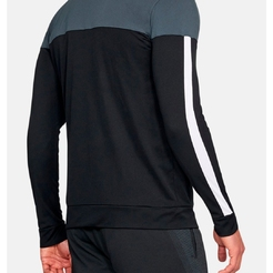 Толстовка Under armour Sportstyle Pique Knit Full Zip1313204-008 - фото 3