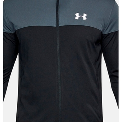 Толстовка Under armour Sportstyle Pique Knit Full Zip1313204-008 - фото 4