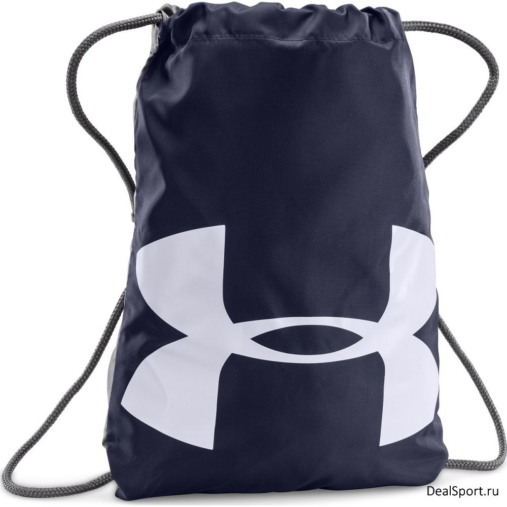 Мешок для обуви Under Armour Ua Ozsee Sackpack 1240539-410