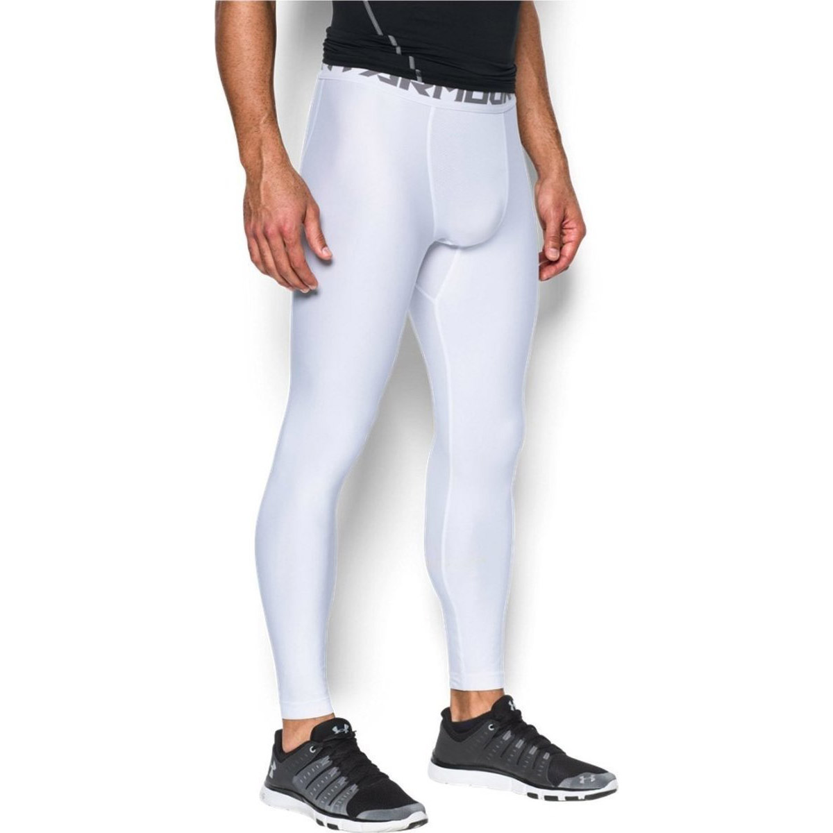 Тайтсы Under armour Hg Armour 2.0 Legging White / 1289577-100