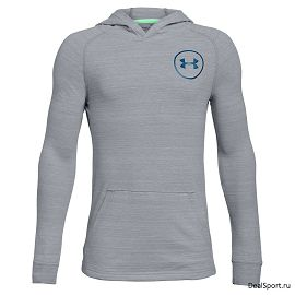 Толстовка under armour Boys MVP Triblend Knit Hoody