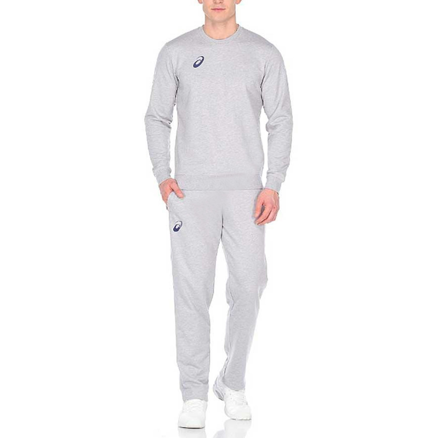Костюм Asics Man Knit Suit 156855-0714