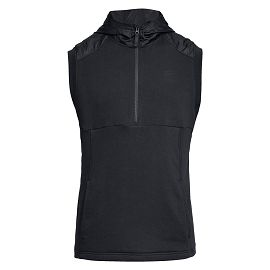 Толстовка Under Armour Microthread Terry Half Zip Hooded Sl1306464-001 - фото 1