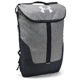 Рюкзак under armour UA Expandable Sackpack Graphite   White