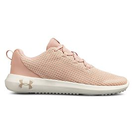 Кроссовки under armour UA GGS Ripple Flushed Pink  Ivory  Metallic Faded Gold