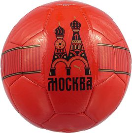 Мяч puma Russia City Ball