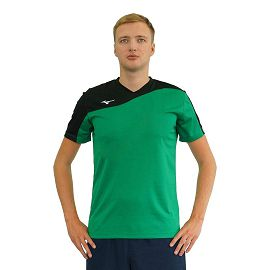 Мужская волейбольная футболка MIZUNO V2EA7003 35 AUTHENTIC MYOU TEE