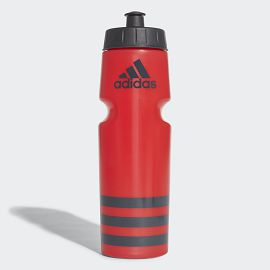 Бутылка Adidas Perf Bottl 075 Hi-res Red S18carbon S18carbon S18CD6289 - фото 1