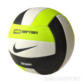 Мяч волейбольный Nike 1000 SOFT SET OUTDOOR VOLLEYBALL INFLATED WITH BOX
