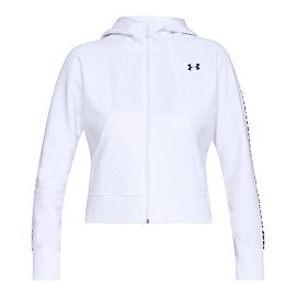 Джемпер under armour Ottoman Fleece FZ-WM Graphic White / Black / Black