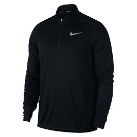 Джемпер nike M NK PACER TOP HZ