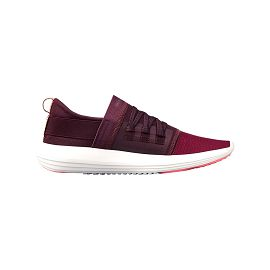 Кроссовки under armour UA W Adapt SPRT Dark Maroon / Elemental / Dark Maroon