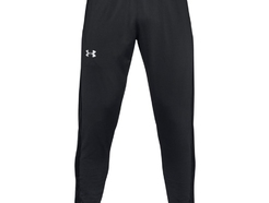 Брюки under armour COLDGEAR RUN TAPERED PANT Black / Black / Reflective