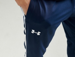 Брюки Under Armour Sportstyle Pique Oh Lz Knit1313201-408 - фото 6