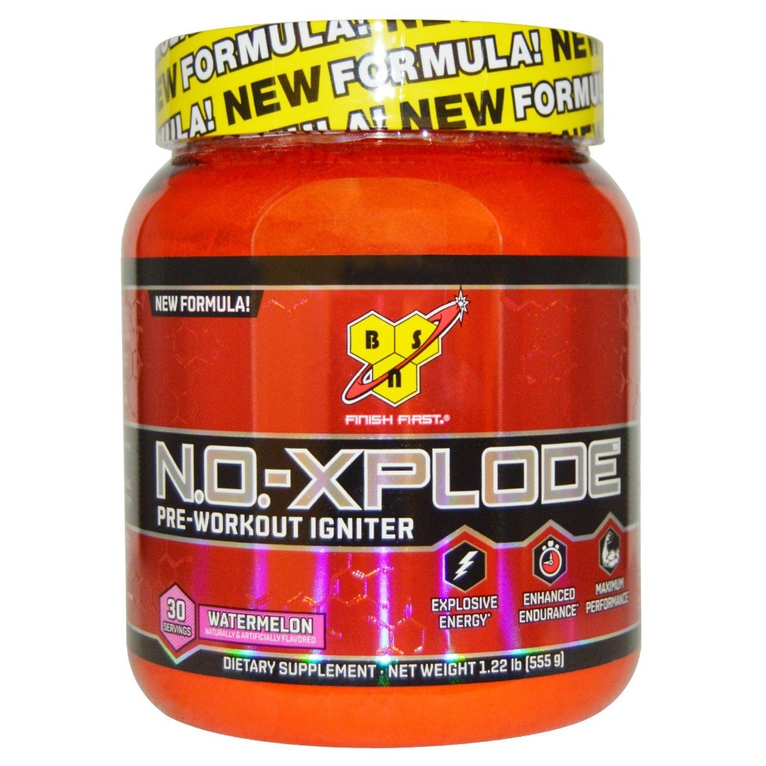 BSN NoXplode 3.3 555 г Watermelon sr2189