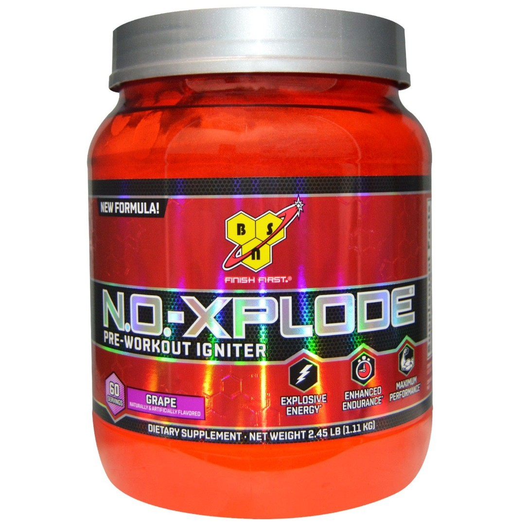 BSN NoXplode 3.3 1110 г Grape sr2308