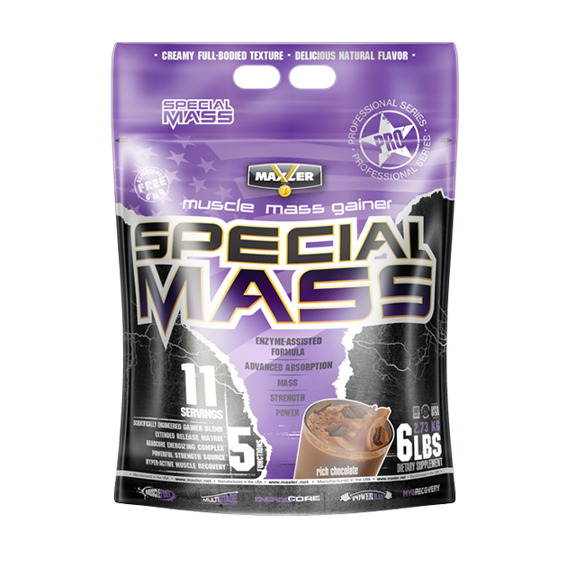 Гейнер Maxler Special Mass Gainer 5430  Rich Chocolate sr4844