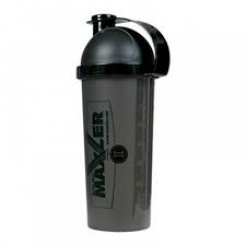 Shaker Black 700 ml - Blue - White 1-C print