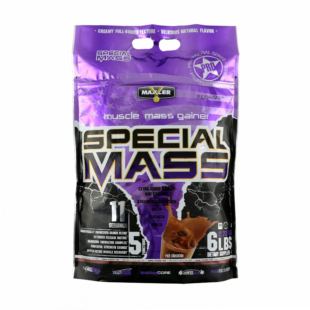 Гейнер Maxler Special Mass Gainer 2700  Rich Chocolate sr4841