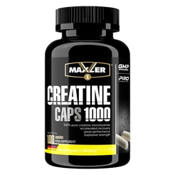 MXL. Creatine Caps 1000 100 caps NEW DESIGNMXL. Creatine Caps 1000 100 caps NEW DESIGN