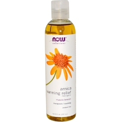 Oil Arnica Warm Mass 8 oz.