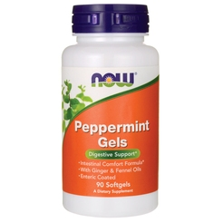 Peppermint Gels 90 sgels entric