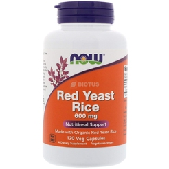 Red Yeast Rice & CoQ10 120 vcaps