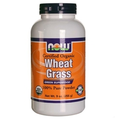 Wheat Grass Powder Organic 9 oz